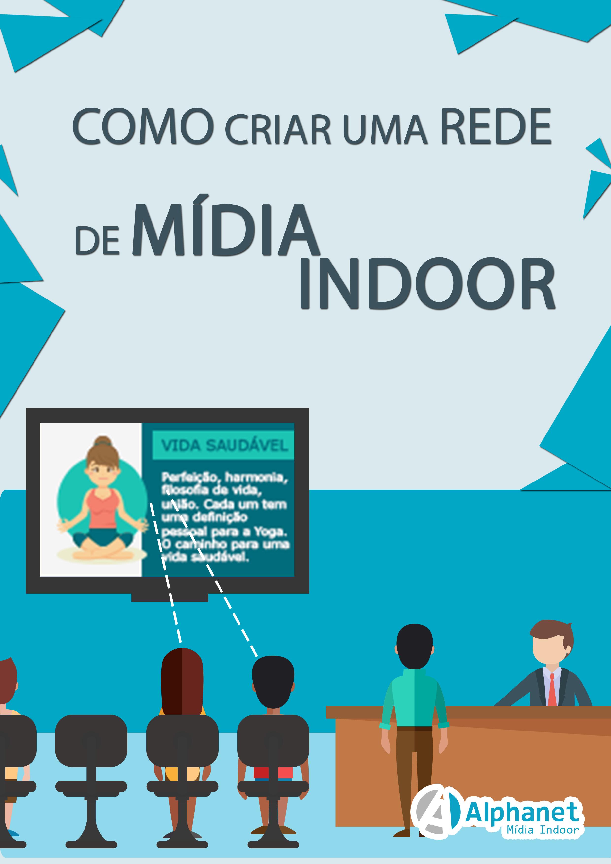 rede mídia indoor